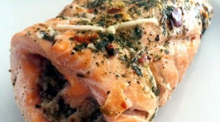 I nostri fagottini di salmone